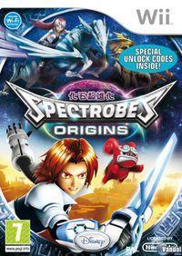 Portada oficial de Spectrobes: Orígenes para Wii
