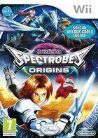 Portada oficial de de Spectrobes: Orígenes para Wii