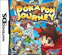 Portada oficial de Dokapon Journey para NDS