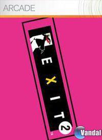 Portada oficial de Exit 2 XBLA para Xbox 360