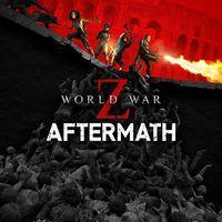 Portada oficial de World War Z: Aftermath para PS4