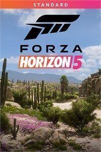Portada oficial de Forza Horizon 5 para Xbox Series X/S