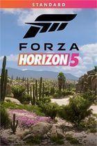 Portada oficial de de Forza Horizon 5 para Xbox Series X/S