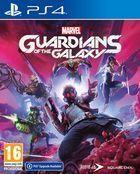 Portada oficial de de Marvel's Guardians of the Galaxy para PS4