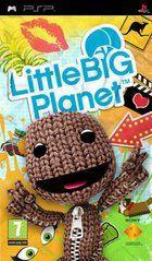 Portada oficial de de LittleBigPlanet para PSP
