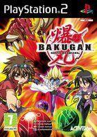 Portada oficial de de Bakugan para PS2