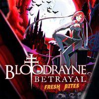 Portada oficial de BloodRayne Betrayal: Fresh Bites para PS4