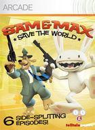 Portada oficial de de Sam and Max Save the World XBLA para Xbox 360