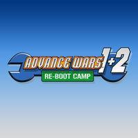 Portada oficial de Advance Wars 1+2: Re-Boot Camp para Switch