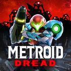 Portada oficial de de Metroid Dread para Switch