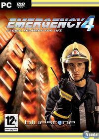 Portada oficial de Emergency 4 para PC