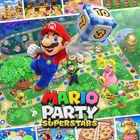 Portada oficial de de Mario Party Superstars para Switch