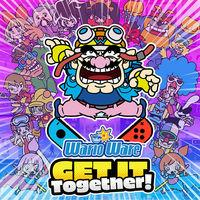 Portada oficial de WarioWare: Get It Together! para Switch
