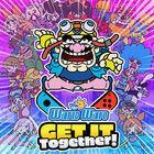 Portada oficial de de WarioWare: Get It Together! para Switch