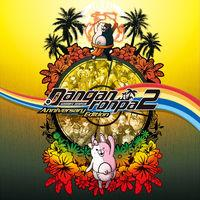 Portada oficial de Danganronpa 2: Goodbye Despair Anniversary Edition para Switch