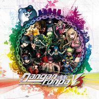 Portada oficial de Danganronpa V3: Killing Harmony Anniversary Edition para Switch