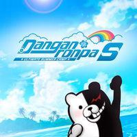 Portada oficial de Danganronpa S: Ultimate Summer Camp para Switch