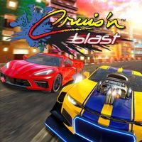 Portada oficial de Cruis'n Blast para Switch