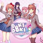 Portada oficial de de Doki Doki Literature Club Plus! para Switch