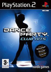 Portada oficial de Dance Party: Club Hits para PS2