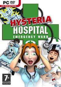 Portada oficial de Hysteria Hospital: Emergency Ward para PC