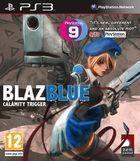 Portada oficial de de BlazBlue: Calamity Trigger para PS3