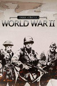 Portada oficial de Order of Battle: World War II para Xbox One