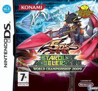 Portada oficial de Yu-Gi-Oh! 5D's Stardust Accelerator: World Championship 2009 para NDS