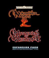 Portada oficial de Neverwinter Nights 2: Mysteries of Westgate para PC