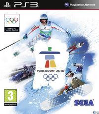 Portada oficial de Vancouver 2010 para PS3