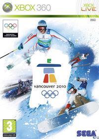 Portada oficial de Vancouver 2010 para Xbox 360
