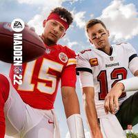 Portada oficial de Madden NFL 22 para PS5