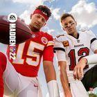 Portada oficial de de Madden NFL 22 para PS5