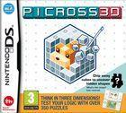 Portada oficial de de Picross 3D para NDS