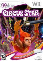 Portada oficial de de Go Play Circus Star para Wii