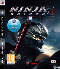 Portada oficial de Ninja Gaiden Sigma 2 para PS3