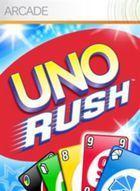 Portada oficial de de UNO Rush XBLA para Xbox 360