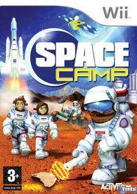 Portada oficial de Space Camp para Wii