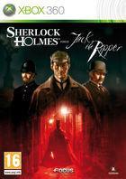 Portada oficial de de Sherlock Holmes contra Jack el Destripador para Xbox 360