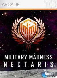 Portada oficial de Military Madness XBLA para Xbox 360