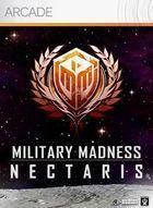 Portada oficial de de Military Madness XBLA para Xbox 360