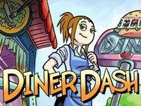 Portada oficial de Diner Dash WiiW para Wii