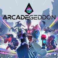 Portada oficial de Arcadegeddon para PS5