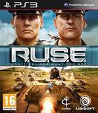 Portada oficial de de R.U.S.E. para PS3