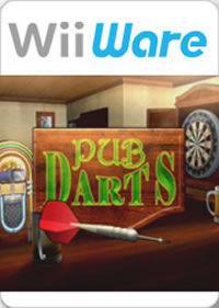 Portada oficial de Pub Darts WiiW para Wii