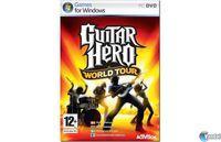 Portada oficial de Guitar Hero World Tour para PC