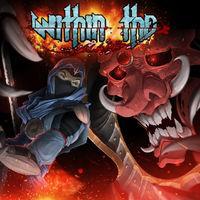 Portada oficial de Within the Blade para Switch
