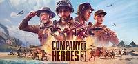 Portada oficial de Company of Heroes 3 para PC