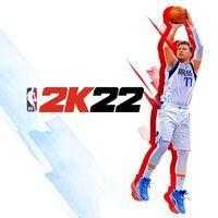 Portada oficial de NBA 2K22 para PS4