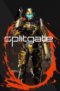 Portada oficial de Splitgate para Xbox One